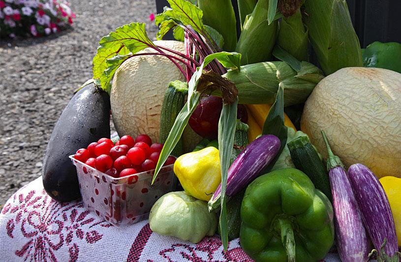 Buy Local Food Howard County Maryland