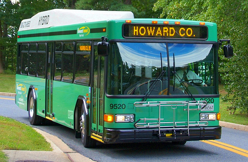 Live Green Howard Transportation