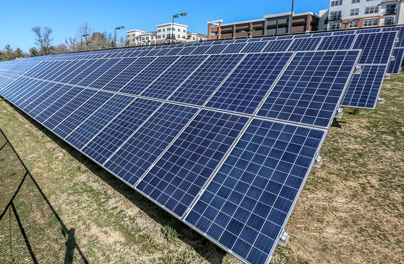 Wilde Lake Solar