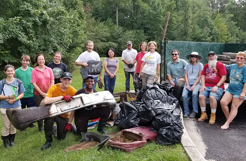 Howard County International Coastal Cleanup