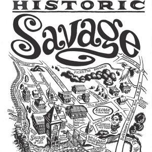 Savage Community Association Logo